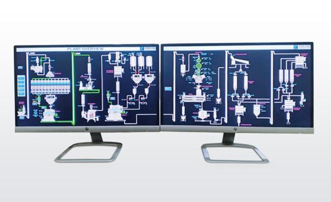 Aqua Feed Computer Automation